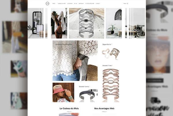 boutique en ligne ecommerce lyon création de site agence web design arkanite